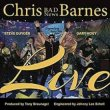 Chris Bad News Barnes with Steve Guyger and Gary Hoey