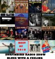 Surfinbird Radio Show #487 Blues With A Feeling - Best of 2018